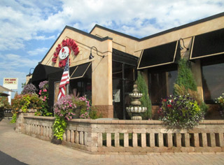 Our restaurant - Rose Garden Cafe in Elk Grove Village